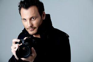 Photographer Mark Gantt
