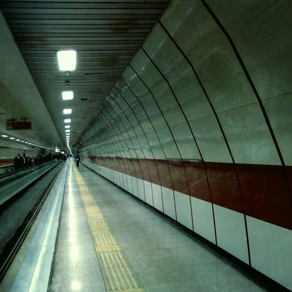 Metro - Istanbul, Turkey 2014