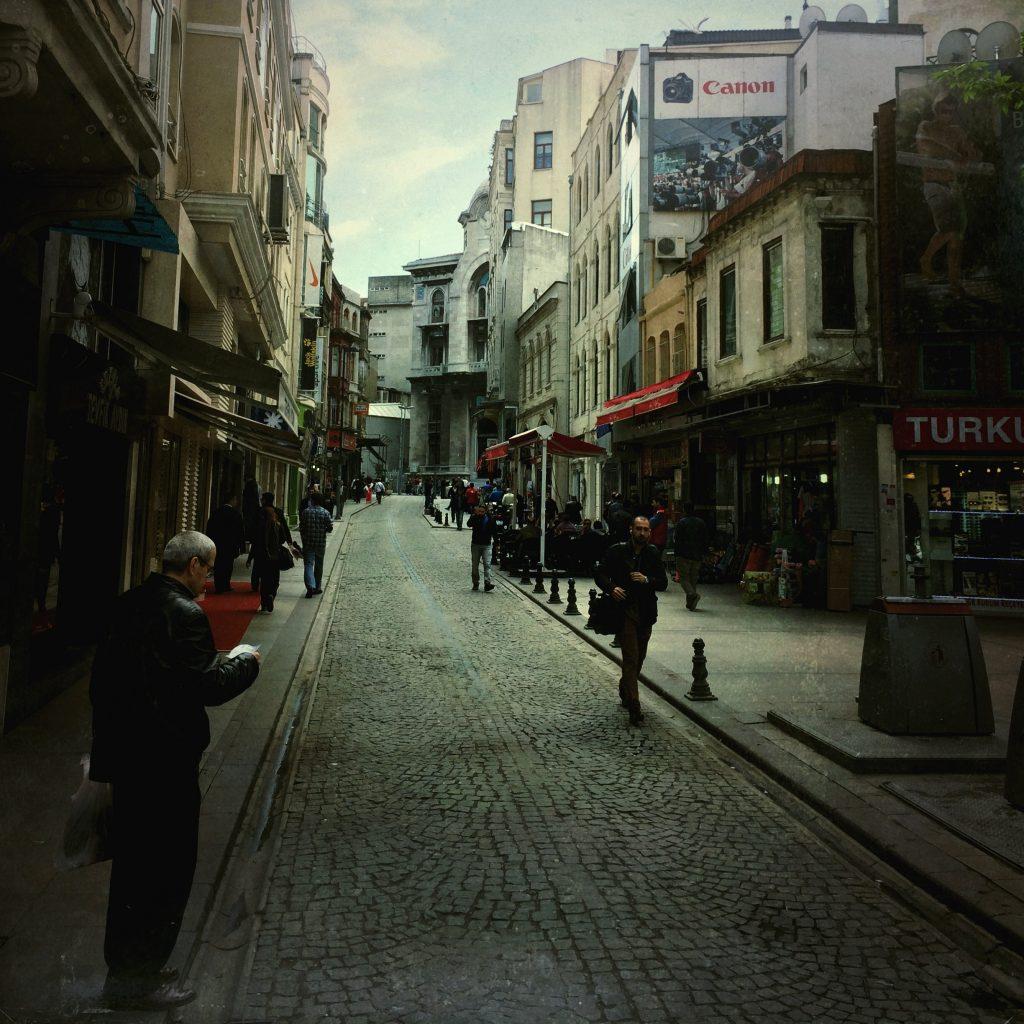 Street Istanbul, Turkey 2014